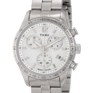 Timex Stainless Steel Women's Watch T2P059
